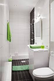 White And Green Bathroom - decorating a small bathroom 26 ideas to be discovered