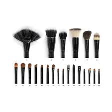 coastal scents 22 piece professional makeup brush set myqt com au