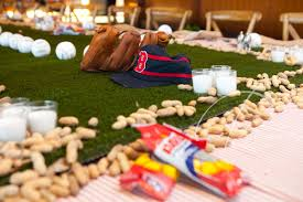Boston Red Sox Home Decor by Fenway Park Event Custom Event Productions