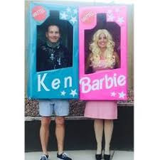 Barbie Ken Halloween Costume Cowgirl Barbie Lifeguard Ken Costumes Halloween Theme