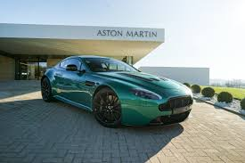 green aston martin lovett on twitter