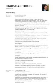Office Manager Resume Example by Accounting Manager Resume Samples Visualcv Resume Samples Database