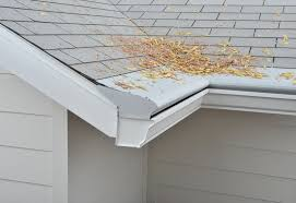 Exterior Door Rain Deflector by Custom Rain Gutters Types Of Gutters Gutters Replacement Service