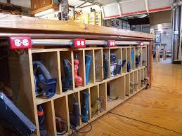 garage workshop designs cubbies wood working shop u0026 garage organization pinterest