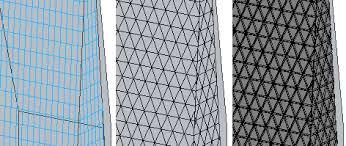 Revit Curtain Panel Pattern Component Families Revit Products Autodesk Knowledge