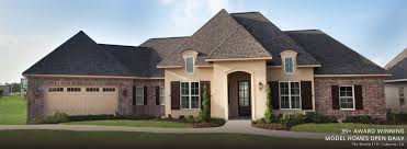 Custom Floor Plans For New Homes by Mississippi Custom Home Builder New Home Building Plans