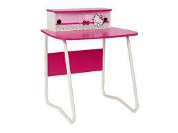 bureau enfant hello bureau enfant 2 tiroirs hello coloris vente de bureau