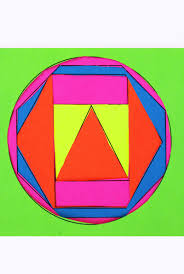 math book art my shape book shape activities for kids