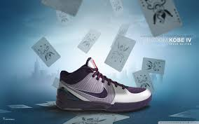 iv nike basketball sneakers hd desktop wallpaper for 4k