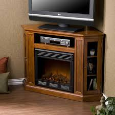 Fireplace Entertainment Stand by Attractive Corner Electric Fireplace Entertainment Center Corner