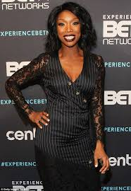 brandy the game hair cut brandy norwood and solange knowles attend the bet upfronts daily