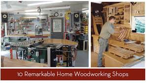 garage shop designs eye candy 10 drool worthy home woodworking shops curbly