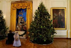 the trump white house is all decked out for christmas u2014 see inside