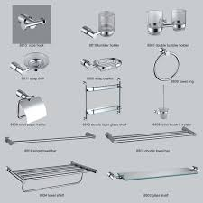 free 3d model set modern bathroom accessories u0026 hardware bath