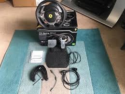 458 italia thrustmaster thrustmaster tx racing wheel 458 italia edition