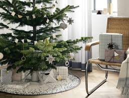 Ornament Christmas Tree Stand christmas in the interior design shop