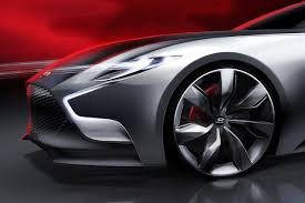 hyundai supercar 2015 hyundai genesis coupe previewed with hnd 9 concept