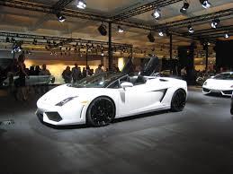 View Of Lamborghini Gallardo Lp 560 4 Spyder Photos Video