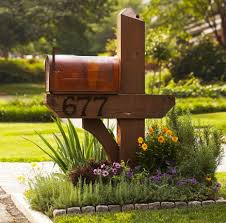 Curb Appeal Diy - mailbox makeovers diy outdoor living