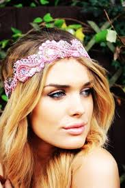headbands that go across your forehead 71 pretty headband hairstyles for hairstylo