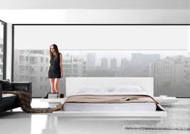 Low Profile Bed Frame Wonderful Low Profile Bed Tips To Make Your Bedroom Look Modern