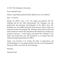 Attorney Letter Of Representation by Sullenger Law Office Pllc