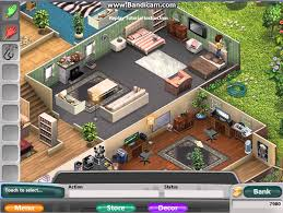 house design virtual families 2 virtual families 2 completed house with all females youtube