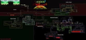 Metroid 2 Map Vr Retro Games