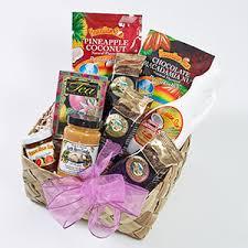 breakfast gift basket ultimate hawaiian breakfast gift basket aloha hawaiian flowers
