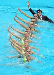 Synchronized Swimming Meme - tardis swim team david tennant in places he shouldn t be know