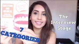 getting into dental the interview stage types of