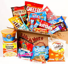 food care packages 12 things to be grateful for in college cus