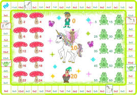 Learn Times Tables Fairy 2 U0026 5 Times Tables Games Let Me Learn