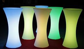 high top table rentals led furniture led furniture rentals grimes