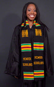 personalized graduation stoles tr5 mcnair scholars kente stole 22 95 midwest global