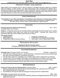 Paralegal Sample Resume by Assistant Resume Sample U0026 Template