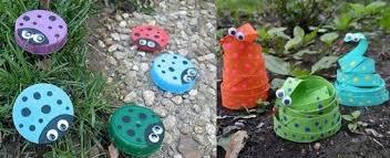 Gardening Crafts For Kids - garden craft ideas garden craft ideas garden home throughout