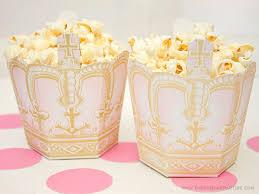piggy bank party favors royal crown treat box diy printable princess tiara favor box