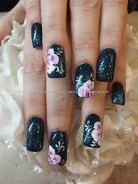 nail art teal and white nail artteal purple gold art cute arrow
