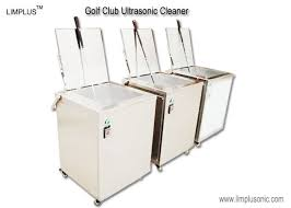 Ultrasonic Blind Cleaning Equipment 49 Liter Ultrasonic Golf Club Cleaning Equipment With Industrial