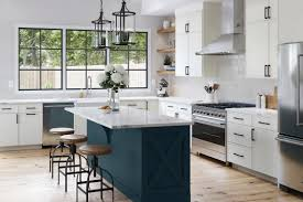 shaker kitchen cabinet doors with glass slim shaker cabinet doors kitchen bath design news