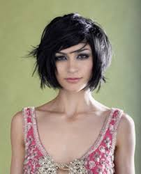 best haircut for wirey hair the perfect short bob hairstyle for coarse hair hair pinterest