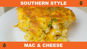 thanksgiving mac and cheese recipe southern baked mac and cheese thanksgiving edition youtube