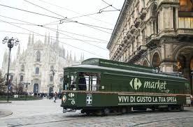 si e auto carrefour eventi carrefour market e il tram della solidarietà