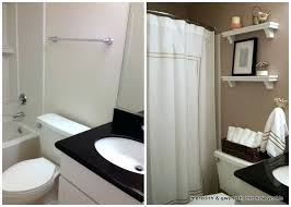 ideas for a small bathroom makeover small bathroom makeover simpletask club