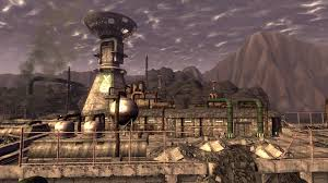 Fallout New Vegas Map With All Locations by X 8 Research Center Fallout Wiki Fandom Powered By Wikia