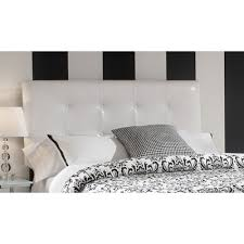 buy classico tufted headboard size twin color white