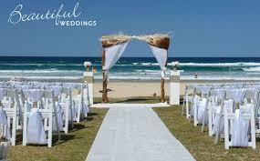 Wedding Locations Gold Coast Beach Wedding Locations Benjamin Carlyle Celebrant