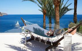 Fragrant Jasmine Plants Luxury Villas By The Beach