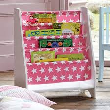 sling bookcase pink star gltc